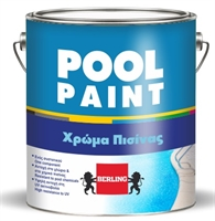 POOL PAINT-WHITE MARINE 0,70 L BERLING