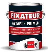 WALL PRIMER turpentine FIXATEUR 5 Lt CLEAR BERLING