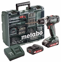 METABO BS18L SET 18Volt 2,0Ah 60232187