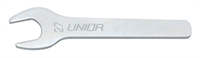 Single open end wrench for gas -unior 135/2